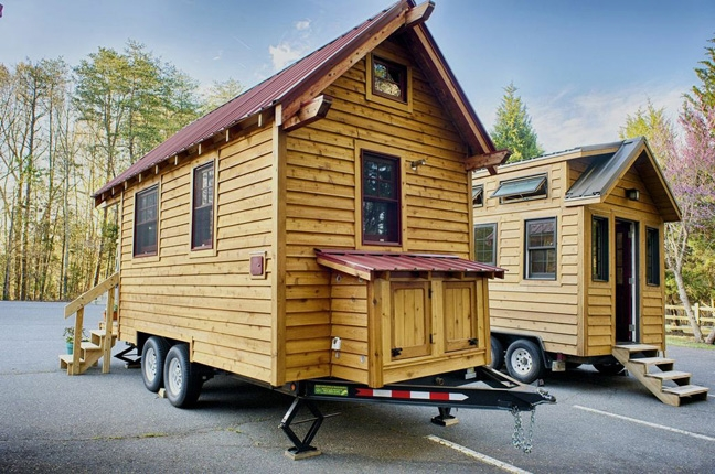 Tiny State Of Mind Mini Homes Scale Down On Money