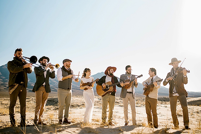 The Dustbowl Revival To Perform Cuts Off New Album At Standing Sun