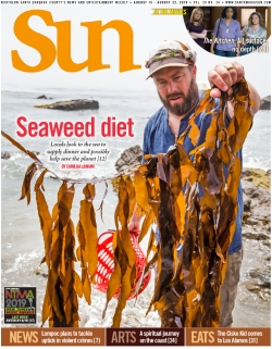 Harvesting the sea: Seaweed is coming to a dinner table near you