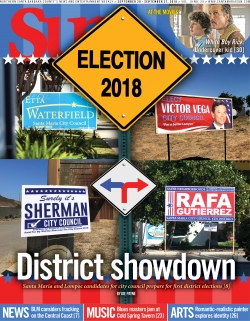 Tally of  two cities: Santa Maria and Lompoc candidates prepare for  first district-based  city council elections