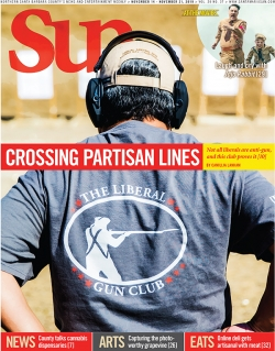 Don't like the NRA but love the Second Amendment  and liberal ideals? There's a club for that