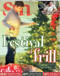 Festival of Frill: Get some decorating tips from a Christmas tree pro and more in our annual Holiday Guide