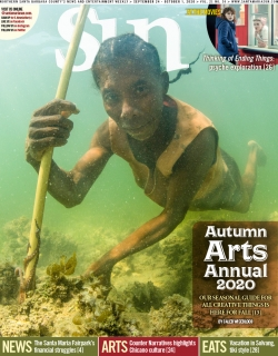 Autumn Arts Annual 2020