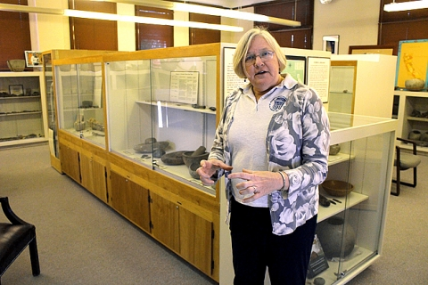 Lompoc Museum Updates And Renovates Collection Of Native