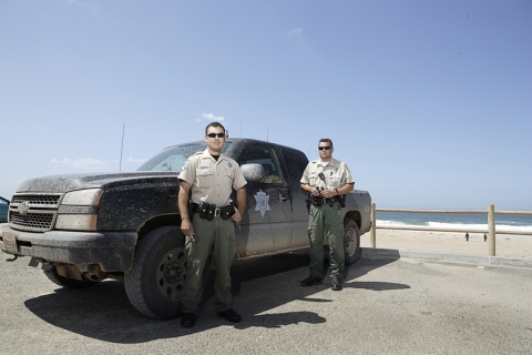 The thin green line cover story santa maria sun ca for Ca game and fish