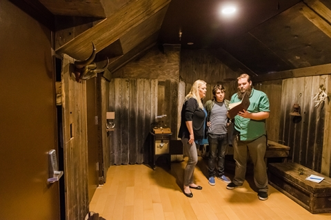 Clued In The Escape Room Craze Finds A Home On The