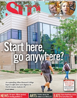 Start here, go anywhere? An expanding Allan Hancock College hopes to offer four-year degrees to North County students