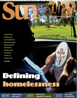 Defining homelessness: Santa Maria continues to see an uptick in homeless people, but locals find themselves living on the street for a variety of reasons