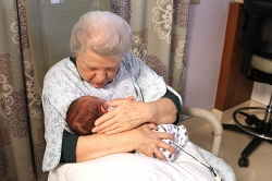A Cuddle For Comfort Marian Regional Medical Center