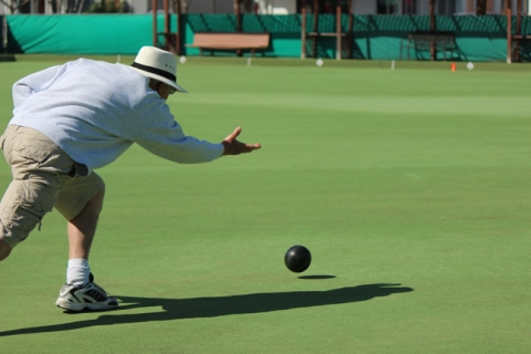 Lawn bowling: A relaxed sport that is both strangely like ...