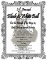 THE 2013 BLACK AND WHITE BALL