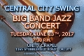 CENTRAL CITY SWING - SUMMER CONCERT