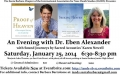 AN EVENING WITH DR. EBEN ALEXANDER WITH KAREN NEWELL