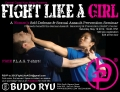 THE FIGHT LIKE A GIRL SEMINAR
