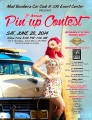 MAD BOMBERZ PIN UP GIRL CONTEST