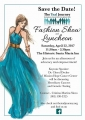 TEAL JOURNEY FASHION SHOW AND LUNCHEON