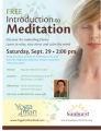 FREE INTRODUCTION TO MEDITATION